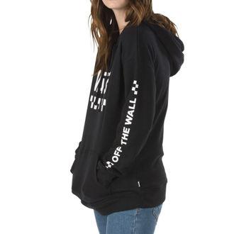 hoodie men's - WM TOO MUCH FUN - VANS, VANS