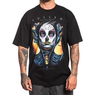 t-shirt hardcore men's - MUERTA EYES - SULLEN, SULLEN