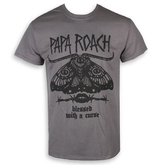 t-shirt metal men's Papa Roach - Blessed Curse - KINGS ROAD, KINGS ROAD, Papa Roach