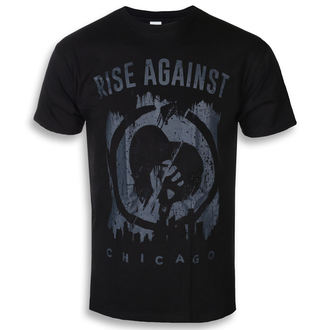 t-shirt metal men's Rise Against - Skyline - KINGS ROAD, KINGS ROAD, Rise Against