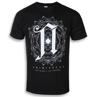 t-shirt metal men's Architects - Album Logo - KINGS ROAD - 20056561