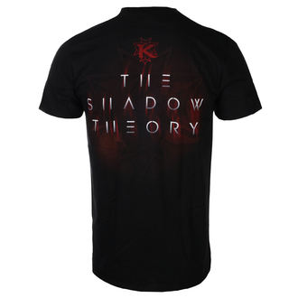 t-shirt metal men's Kamelot - The Shadow Theory - NAPALM RECORDS, NAPALM RECORDS, Kamelot