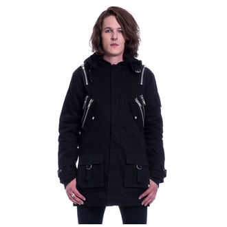 winter jacket - NASH PARKA - POIZEN INDUSTRIES