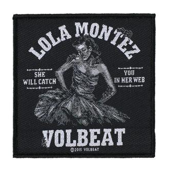 patch VOLBEAT - LOLA MONTEZ - RAZAMATAZ, RAZAMATAZ, Volbeat