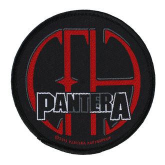 patch PANTERA - CFH - RAZAMATAZ, RAZAMATAZ, Pantera