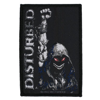 patch DISTURBED - EYES - RAZAMATAZ, RAZAMATAZ, Disturbed