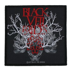 patch BLACK VEIL BRIDES - SKULL BRANCHES - RAZAMATAZ, RAZAMATAZ, Black Veil Brides