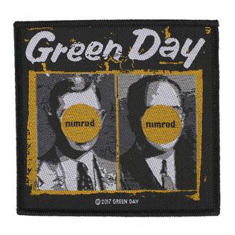 Patch Green Day - Nimrod - RAZAMATAZ, RAZAMATAZ, Green Day