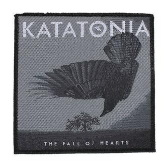 Patch Katatonia - Fall Of Hearts - RAZAMATAZ, RAZAMATAZ, Katatonia