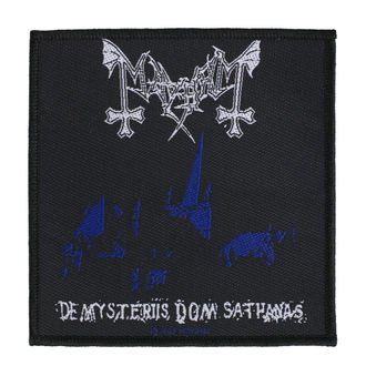 Patch Mayhem - De Mysteriis Dom Sathanas - RAZAMATAZ - SP2367