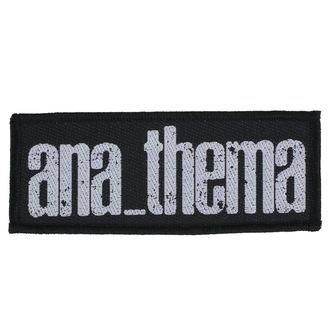 Patch Anathema - Logo - RAZAMATAZ, RAZAMATAZ, Anathema