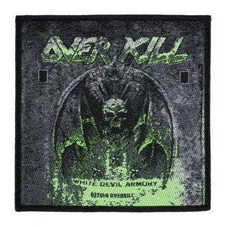 Patch Overkill - White Devil Armory - RAZAMATAZ, RAZAMATAZ, Overkill