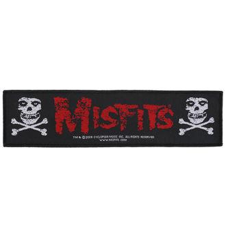 Patch Misfits - Crossbones - RAZAMATAZ, RAZAMATAZ, Misfits