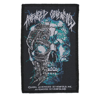 Patch Avenged Sevenfold - Biomechanlcal - RAZAMATAZ, RAZAMATAZ, Avenged Sevenfold
