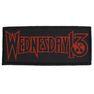 Patch Wednesday 13 - Logo - RAZAMATAZ, RAZAMATAZ, Wednesday 13