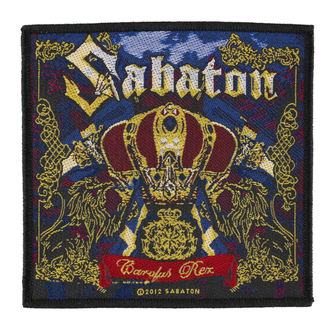 patch SABATON - CAROLUS REX - RAZAMATAZ, RAZAMATAZ, Sabaton