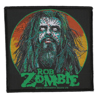 patch ROB ZOMBIE - ZOMBIE FACE - RAZAMATAZ - SP2645
