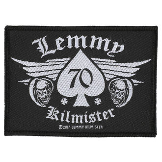 patch Motörhead - LEMMY - 70 - RAZAMATAZ - SP2911