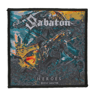 hoodie men's Sabaton - Heroes on tour - NUCLEAR BLAST