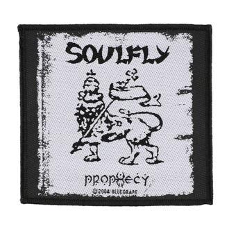 patch SOULFLY - PROPHECY - RAZAMATAZ, RAZAMATAZ, Soulfly