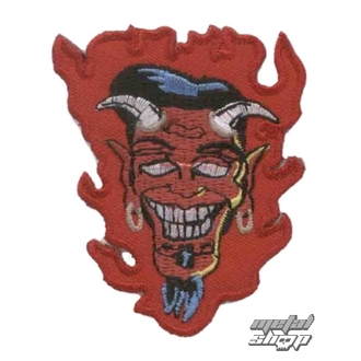 iron-on patch Devil 5 - 67173-929