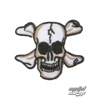 iron-on patch Skull 20 - 67173-941