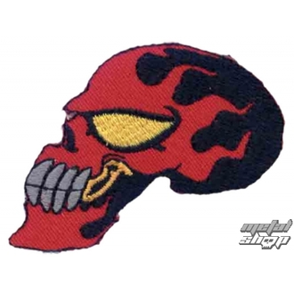 iron-on patch Skull 22 - 67173-933