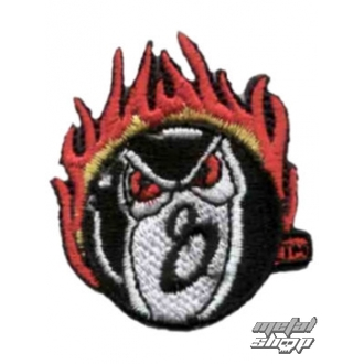 iron-on patch Flames 8 - 67173-952