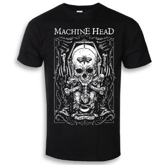 t-shirt metal men's Machine Head - Moth - NUCLEAR BLAST, NUCLEAR BLAST, Machine Head