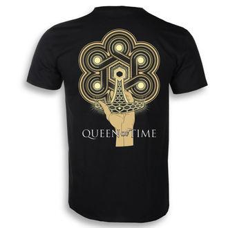 t-shirt metal men's Amorphis - Queen of time - NUCLEAR BLAST, NUCLEAR BLAST, Amorphis