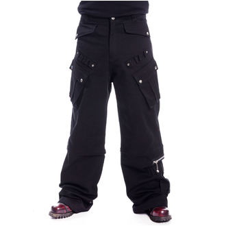 Men's trousers CHEMICAL BLACK - NIXON - BLACK, CHEMICAL BLACK