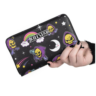 Wallet KILLSTAR - Not Cute - BLACK - KSRA002102