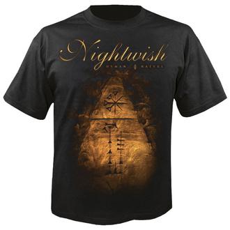 t-shirt metal men's Nightwish - Human :II: Nature - NUCLEAR BLAST - 29399_TS