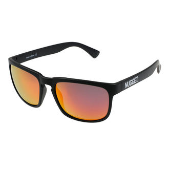 Sunglasses NUGGET - CLONE E 4/17/38 - BLACK RED, NUGGET