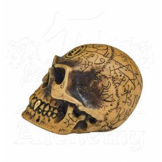 Gear Shift Lever Knob ALCHEMY GOTHIC - Omega Skull, ALCHEMY GOTHIC