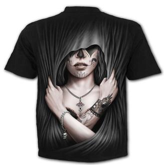 T-Shirt men's - DEAD LOVE - SPIRAL - M030M101