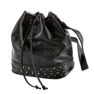 bag (handbag) MEATFLY - Orphan - Black, MEATFLY