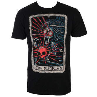 t-shirt hardcore men's - The Magician - Akumu Ink