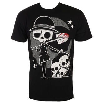 t-shirt hardcore men's - The Gravedigger - Akumu Ink - 13TM07