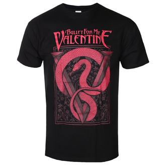 t-shirt metal men's Bullet For my Valentine - ROCK OFF - ROCK OFF - BFMVTS22MB