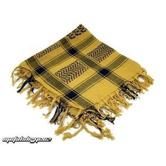 kerchief ARAFAT - palestine - dark yellow 1