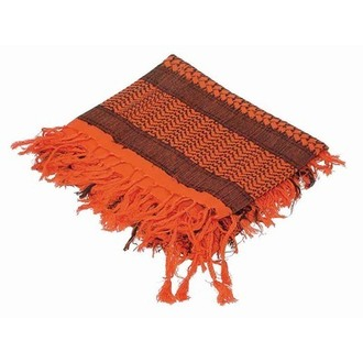 kerchief ARAFAT - palestine - orange  - 2008-005