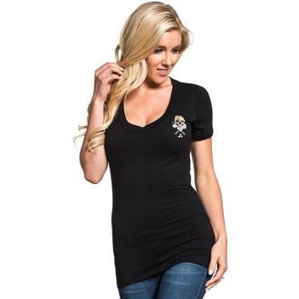 t-shirt hardcore women's - PAVIA BADGE - SULLEN, SULLEN