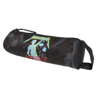 Pencil case METALLICA - JUSTICE FOR ALL, NNM, Metallica