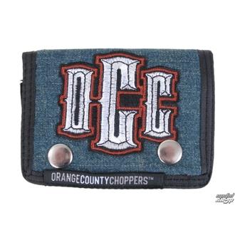 wallet BIOWORLD - CLOTH - Orange County Choppers, BIOWORLD