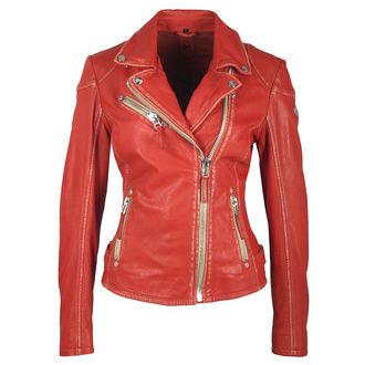 Women's (biker) jacket  GIPSY - PGG LABAGV ROT red, NNM