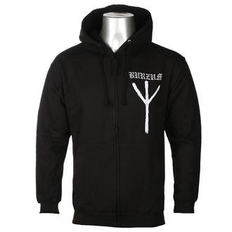 hoodie men's Burzum - RUNE - PLASTIC HEAD