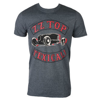 t-shirt metal men's ZZ-Top - TEXICALI - PLASTIC HEAD - PH10578