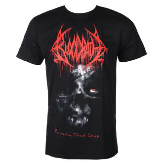 t-shirt metal men's Bloodbath - RESURRECTION - PLASTIC HEAD, PLASTIC HEAD, Bloodbath