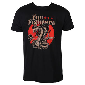 t-shirt metal men's Foo Fighters - SNAKE - PLASTIC HEAD, PLASTIC HEAD, Foo Fighters